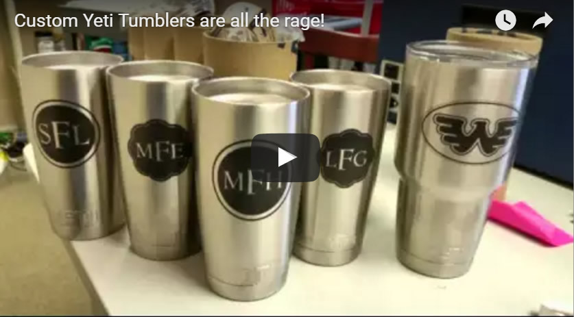 49a7668caf5 Custom Yeti Mugs Are All The Rage! - Southeast Laser Etching